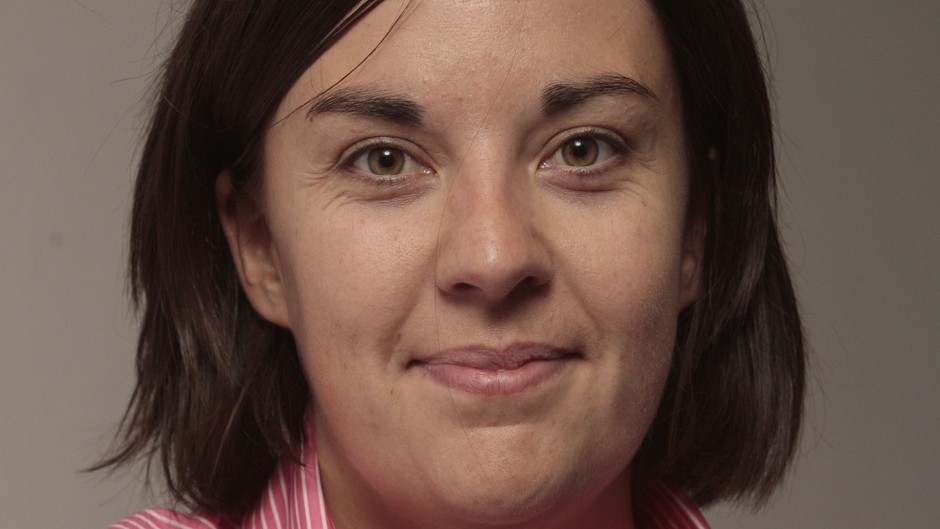 Kezia Dugdale is bidding to become deputy leader of Scottish Labour