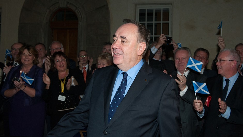 Alex Salmond: The real story