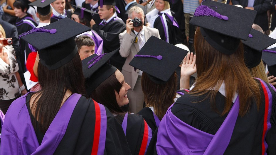 The increase in tuition fees saw university applications drop in 2012, admissions service Ucas has said