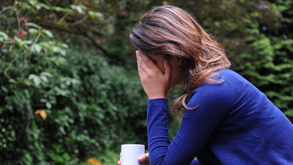 MSPs have raised concerns about youngsters with mental health problems being treated in adult wards