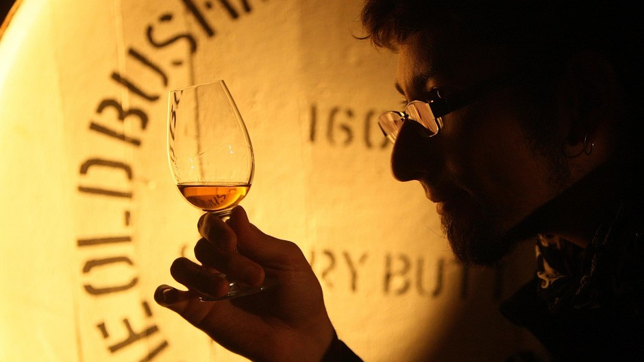 The Spirit of Speyside Whisky Festival runs from  May 4.