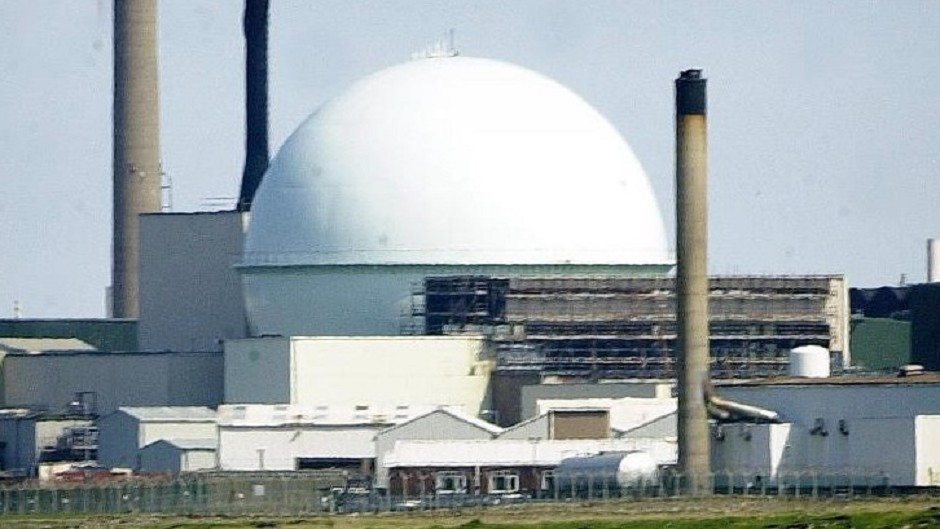 A fire broke out Dounreay on October 7 in the prototype fast reactor sodium tank building