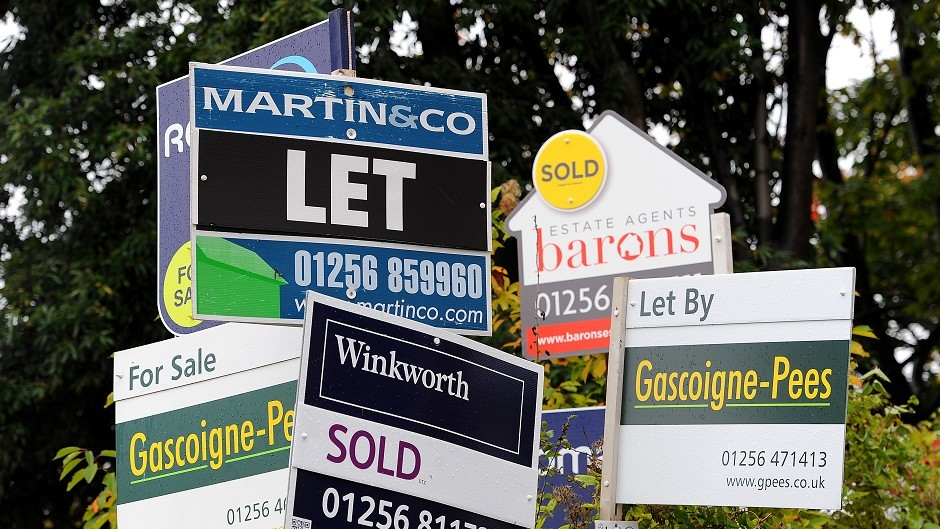 The average house price across the UK stood at £273,000 in September