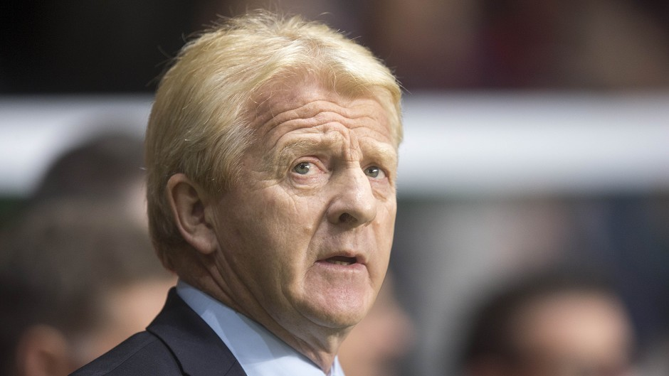 Gordon Strachan does not think Scotland's friendly against England will be overly physical