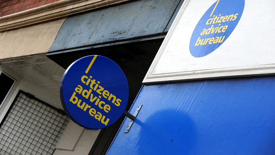 Citizens Advice Scotland is calling for help for those whose issues with debt have been compounded by the pandemic.
