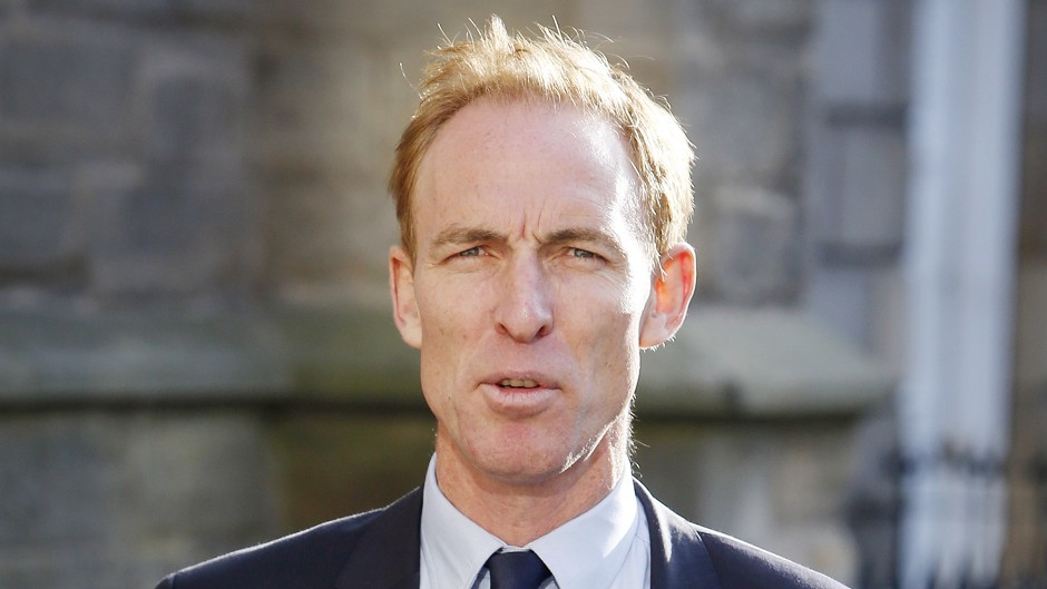 Scottish Labour leadership candidate Jim Murphy
