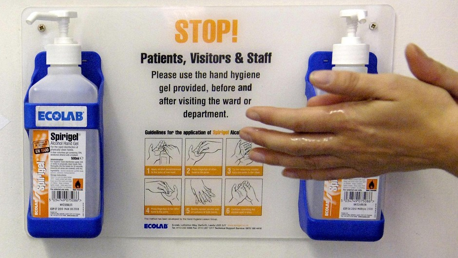 Under certain conditions, normally harmless bacteria can develop into MRSA.