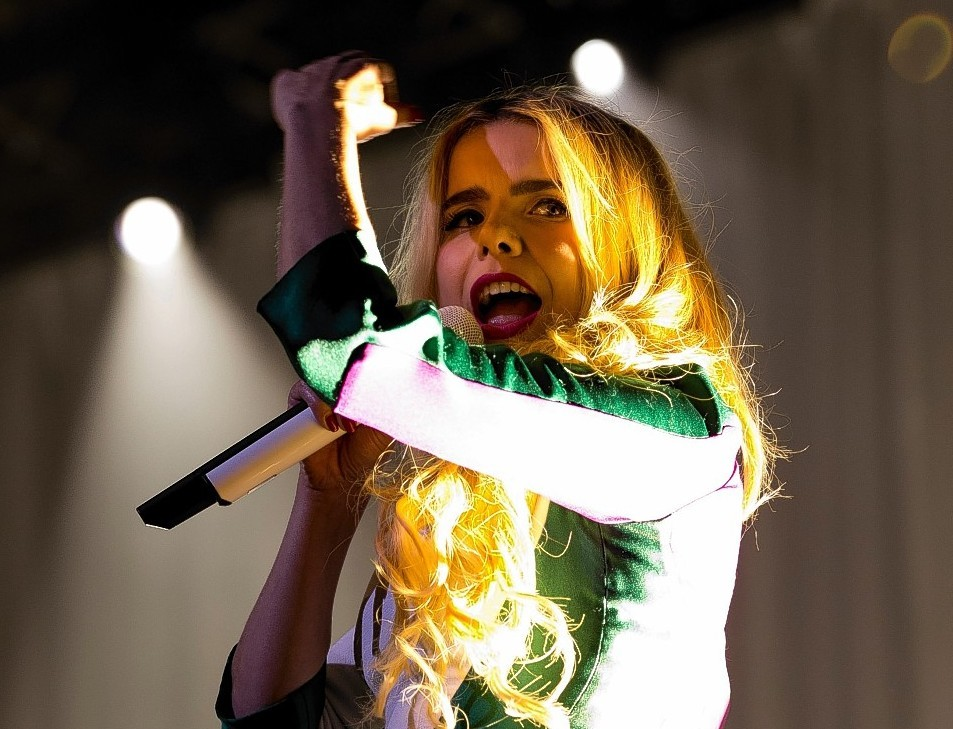 Paloma Faith brought her retro style to the Music Hall  for her maiden Aberdeen gig last night