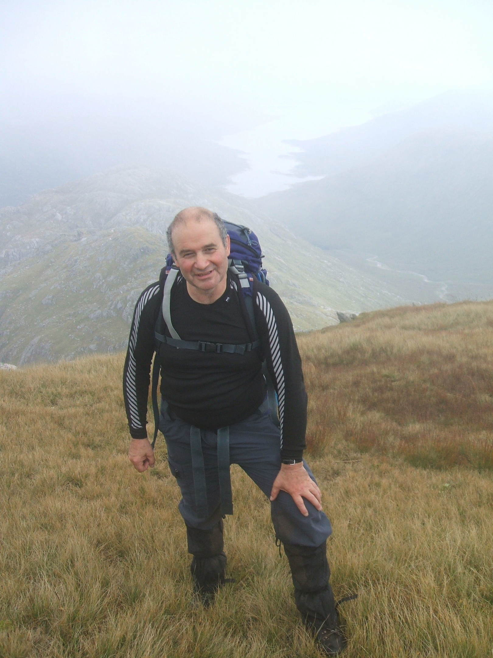 Peter Wright, watershed expert