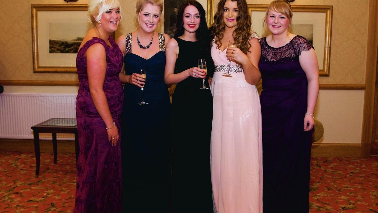 Lucy Halle, Kelly McDonald, Jennifer Patrick, Megan Smith & Melissa Keith.
