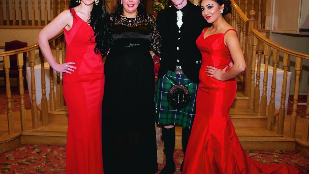 Tina McDonald, Melissa Leigh, Robert Iles &  Narinder Jaspal.