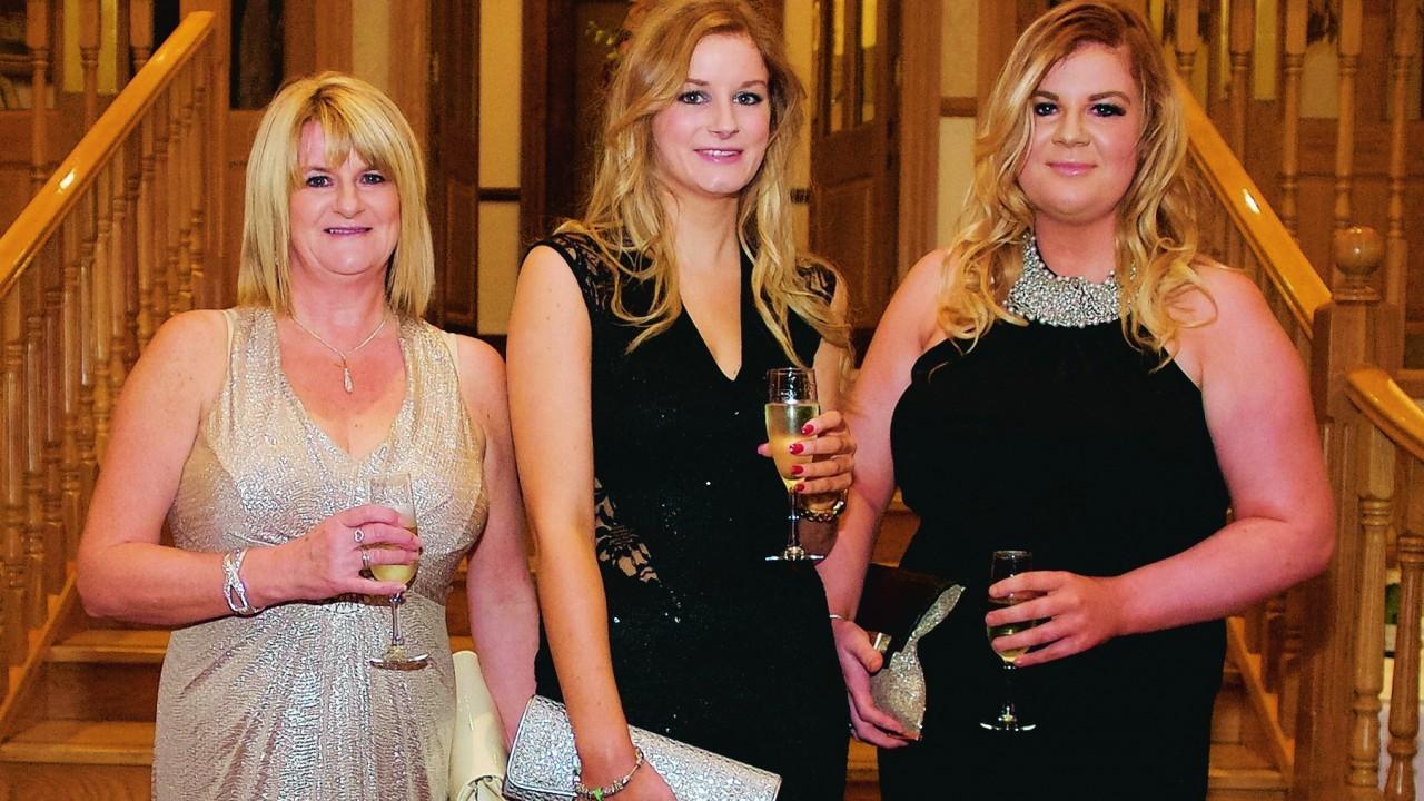 Linda, Michelle & Louise Neish.