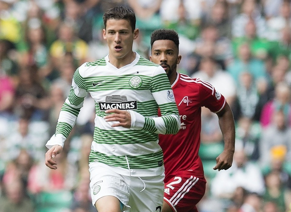 Celtic have appealed Aleksandar Tonev ban, meaning he is available for this weekends match with the Dons