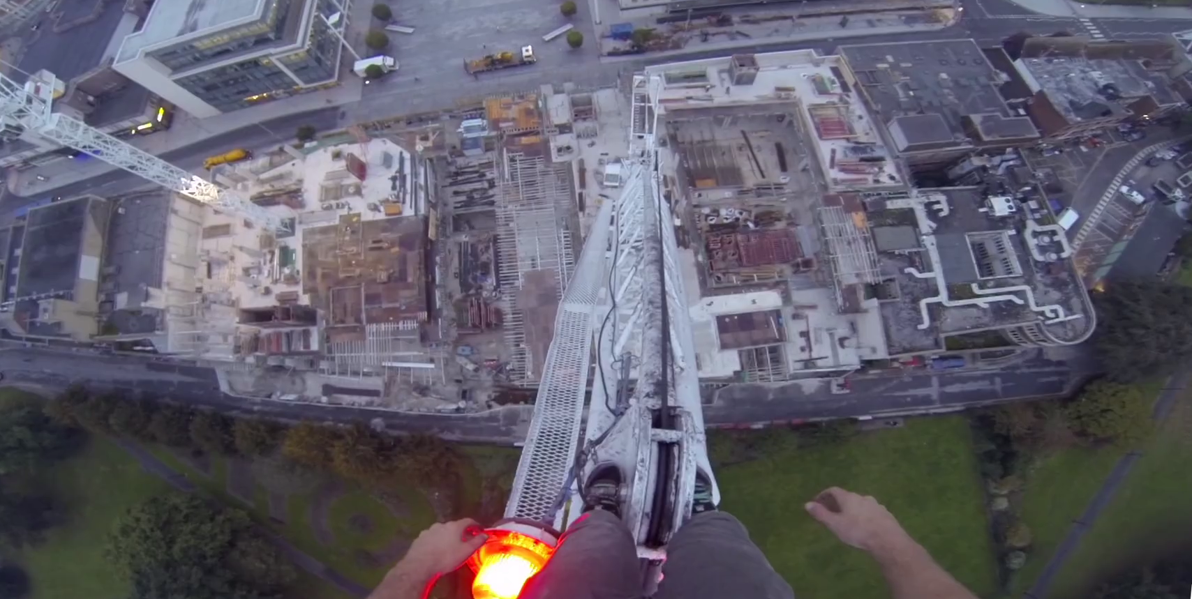If youre scared of heights, hit the back button now...