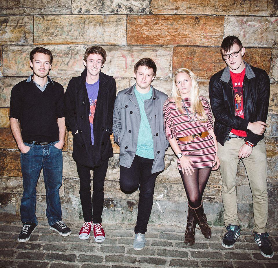 Five-piece, Junebug, will play Aberdeen's Lemon Tree tonight