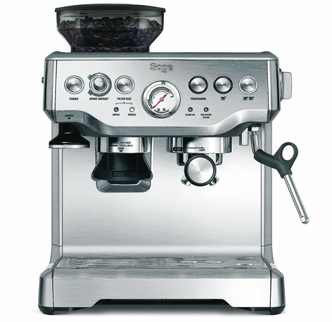 The Barista Express, from Heston Blumenthal's range of appliances