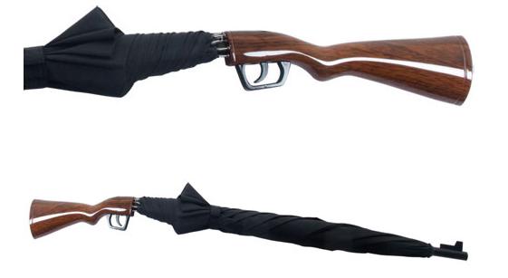 rifle umbrella