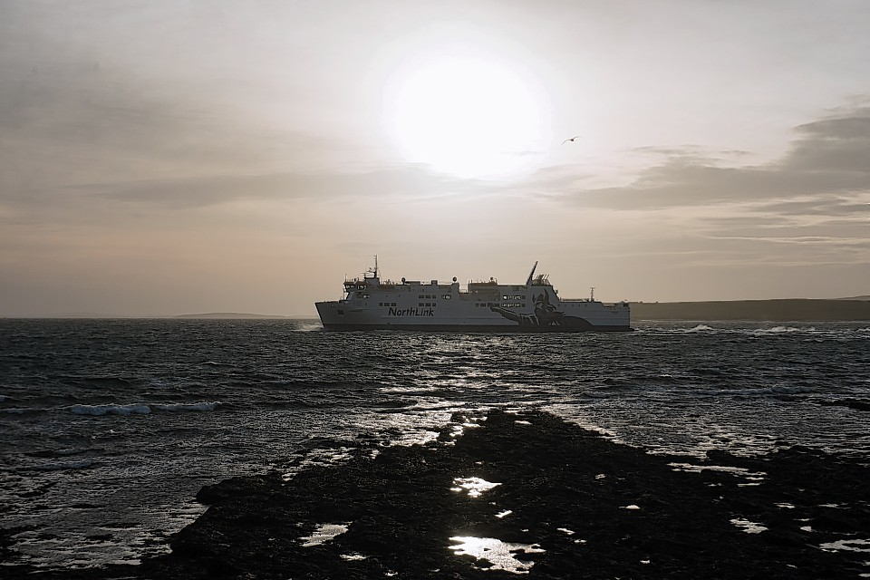 Serco, the company behind  Northlink ferries, has written down its value by £1.5billion.