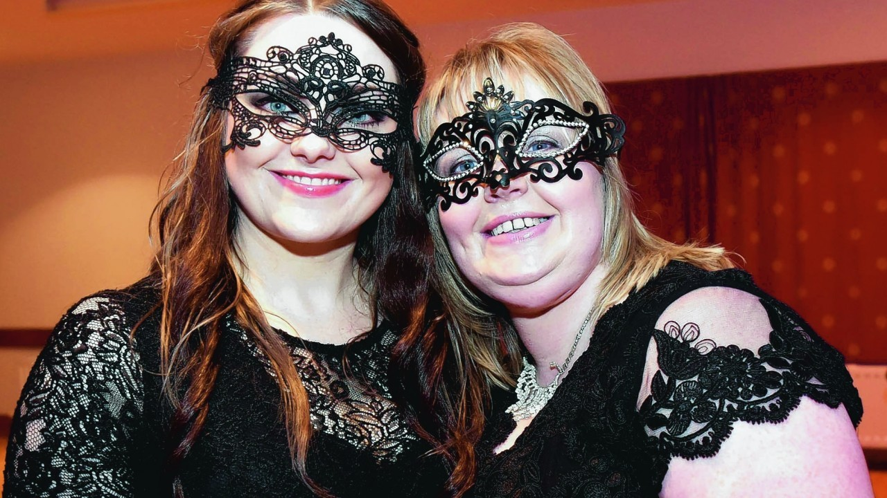 Louise Ross and Tracey MacPherson.