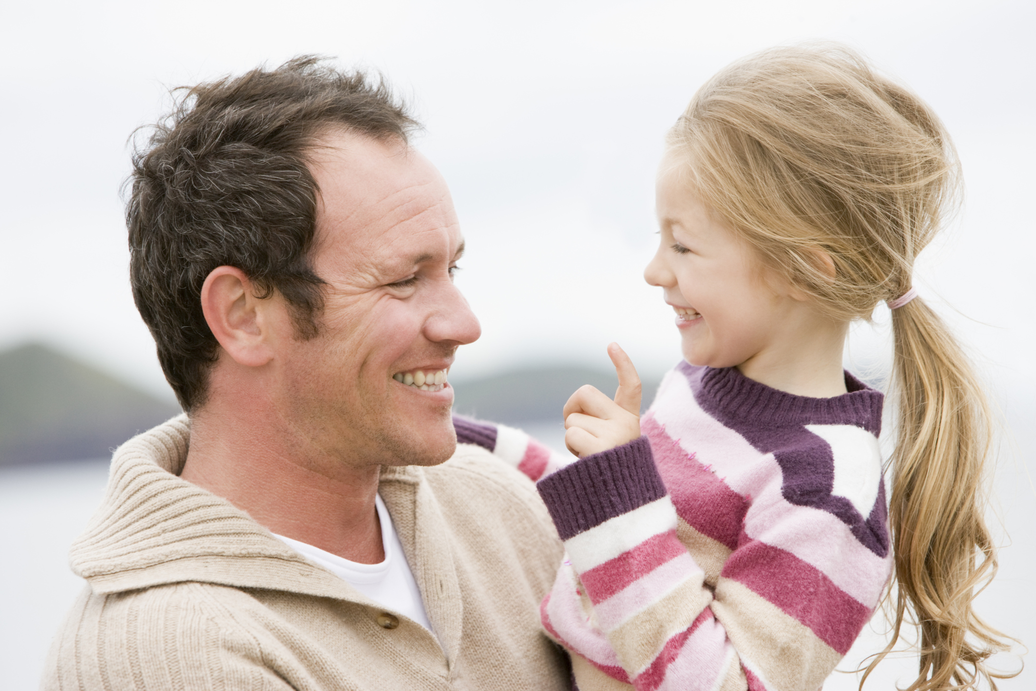 Fathers have an important role to play in their children's lives