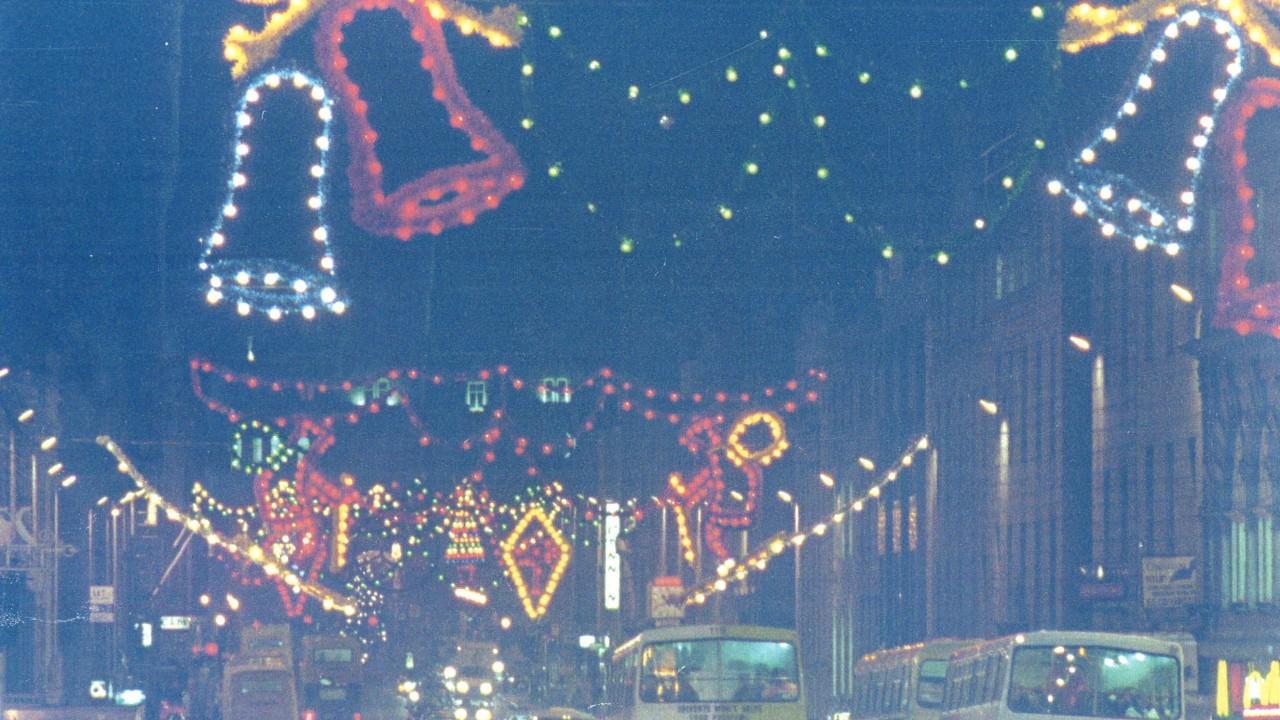 Aberdeen's lights in 1994