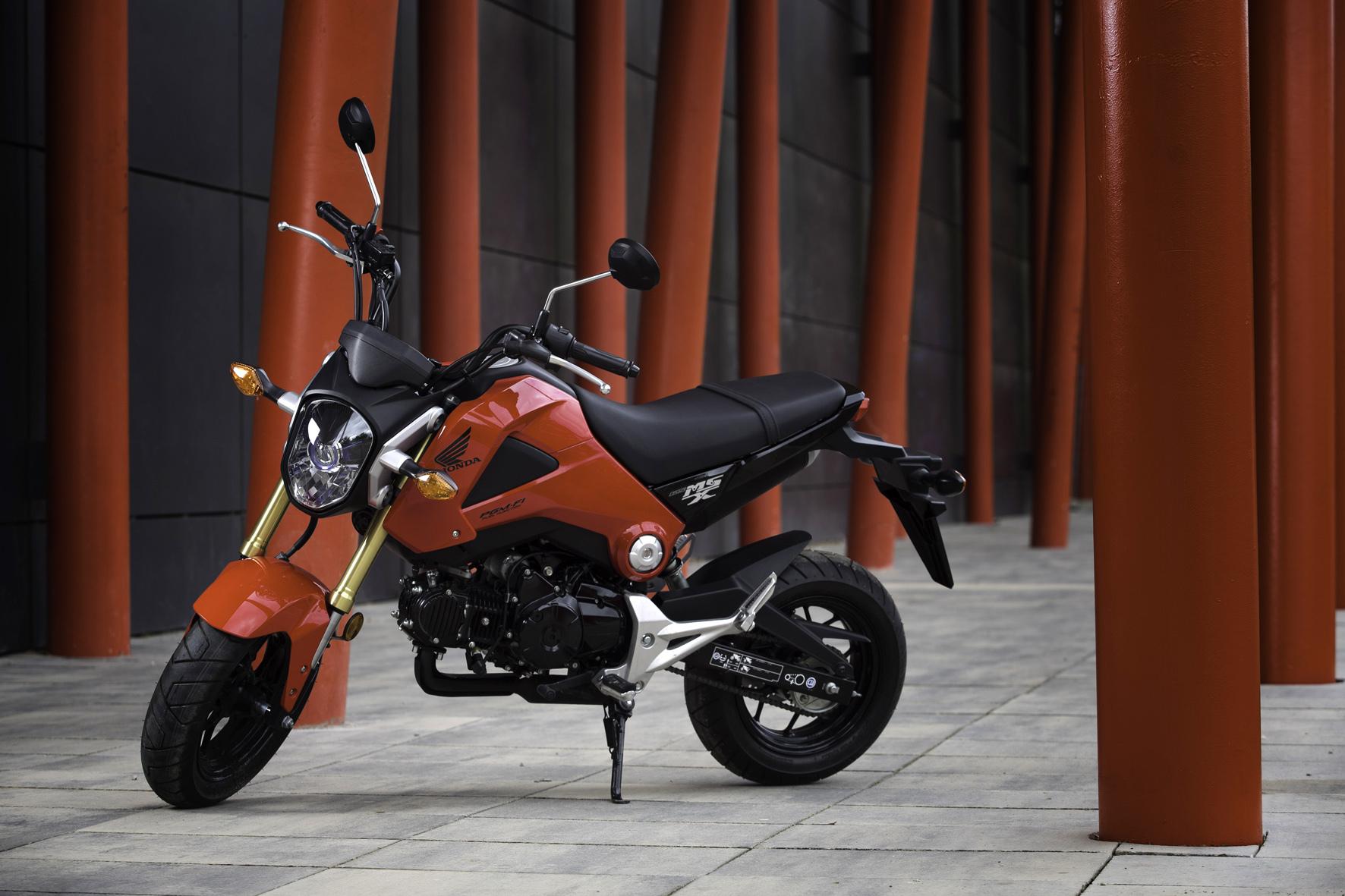 2013-2014 Honda MSX 125