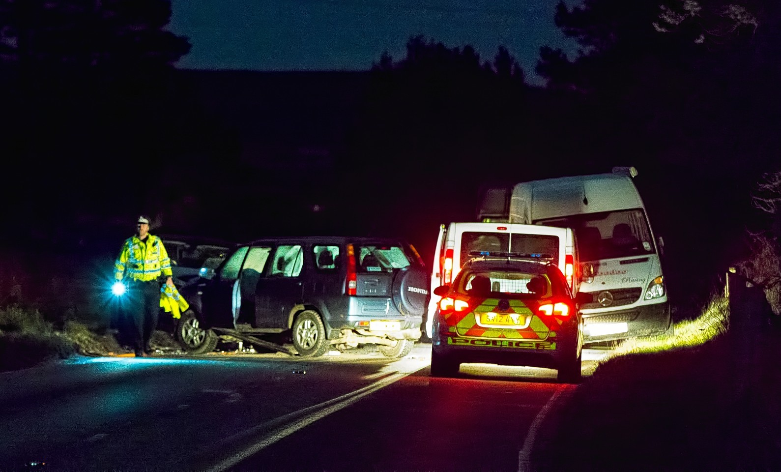 There have been 25 road crash fatalities in Aberdeenshire and Moray since April 1
