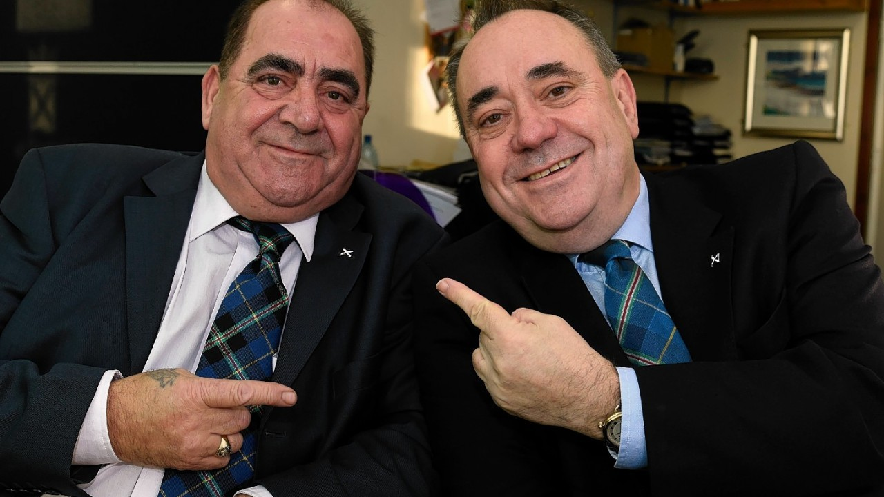 Who do you think will win a seat at Westminster? They are both backing each other.