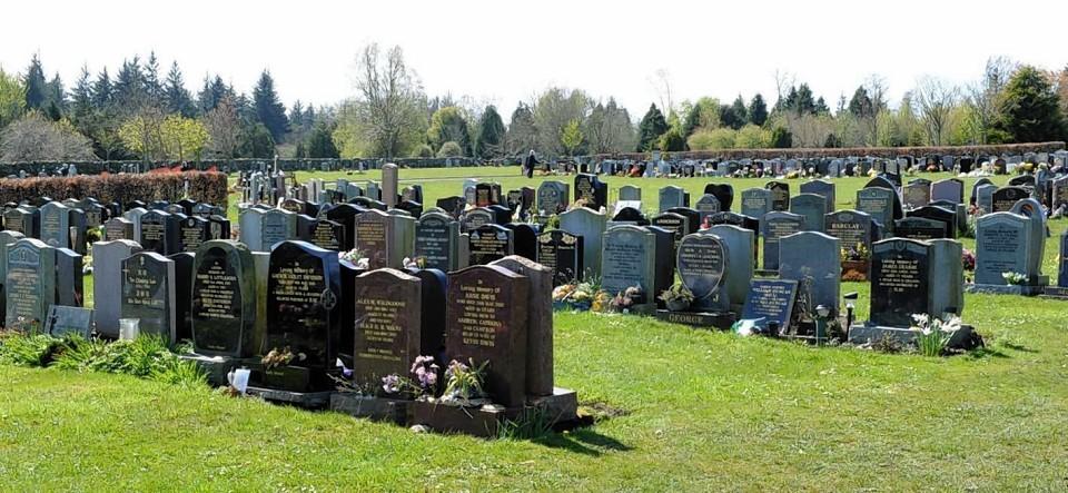 Hazlehead Cemetery