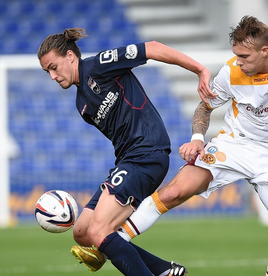 Midfielder Jackson Irvine has joined Ross County on a permanent deal.