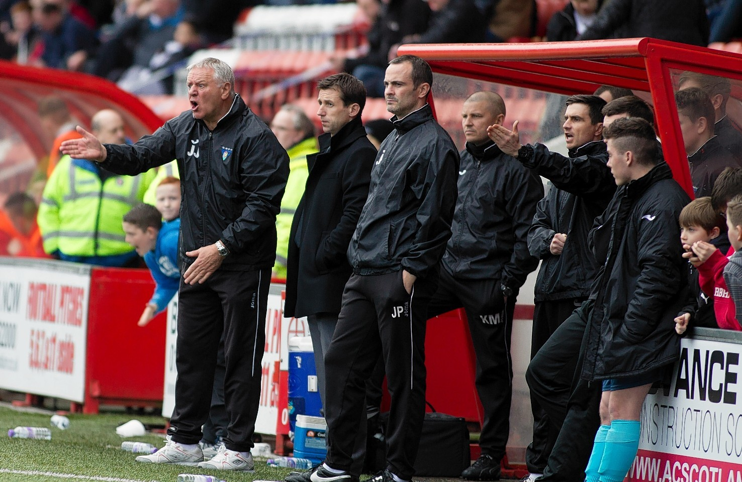 Jim Jefferies: Decided to step down as Pars manager after a poor run of results.