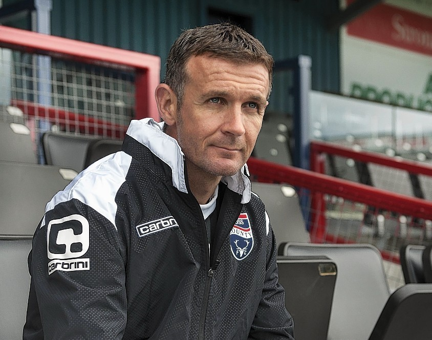 Jim McIntyre knows how important his team's home form will be