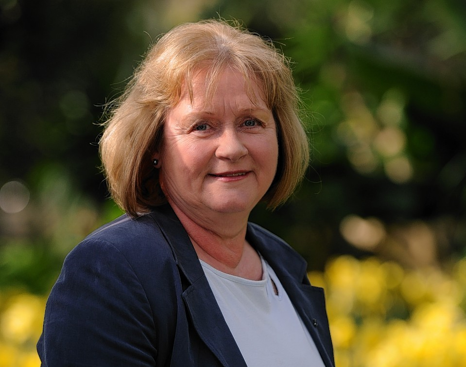 Maureen Watt MSP