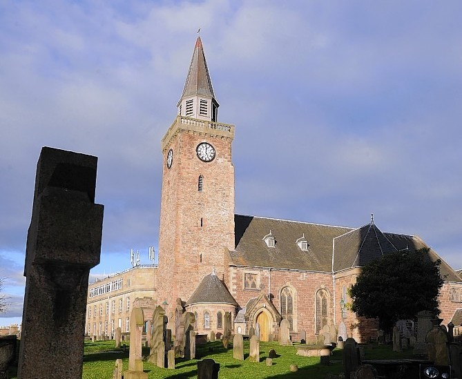 Inverness Old High Church