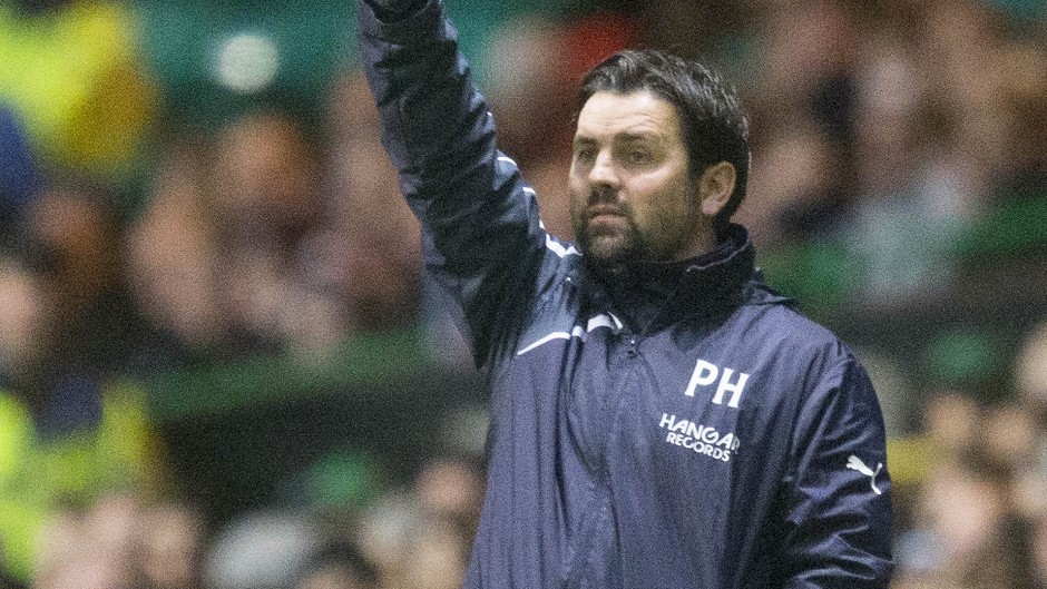 Paul Hartley and his Dundee team got the better of Aberdeen in the Scottish Cup