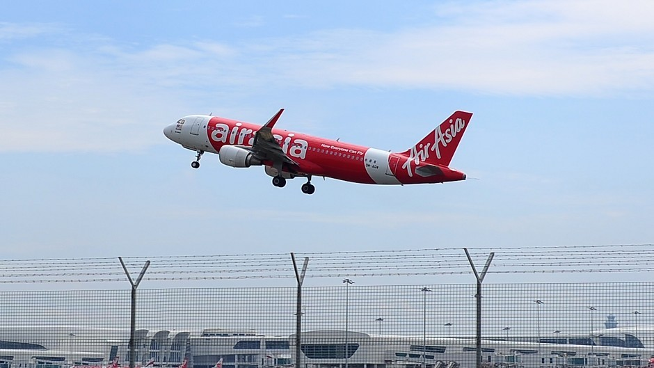 The AirAsia plane had seven crew and 155 passengers on board, the airline said