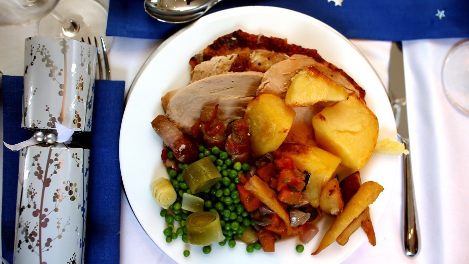 Islanders could missing half their Christmas dinner - with all their vegetable stormbound