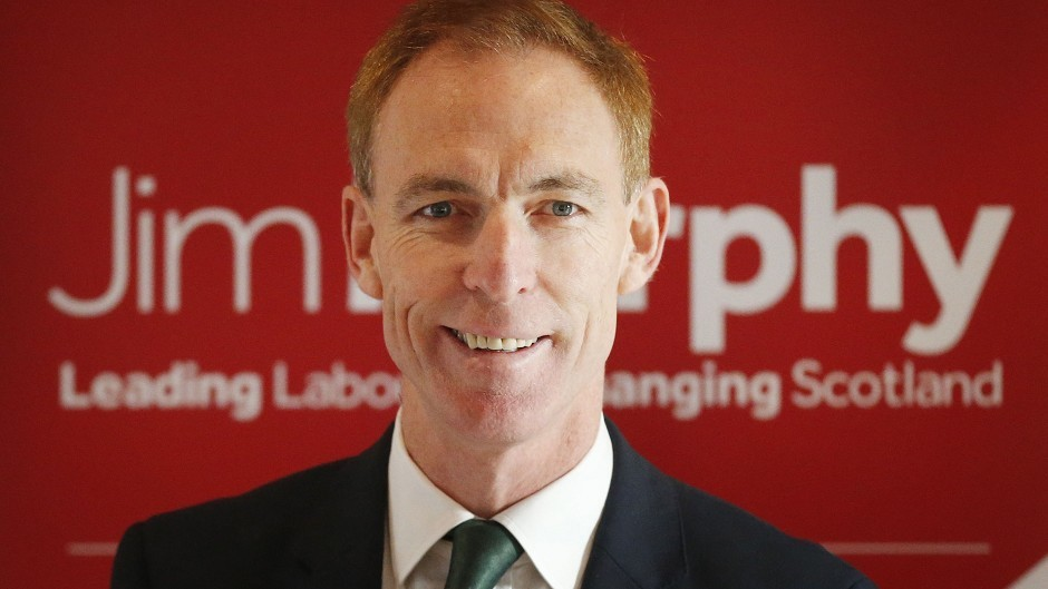 Jim Murphy is the new Scottish Labour leader
