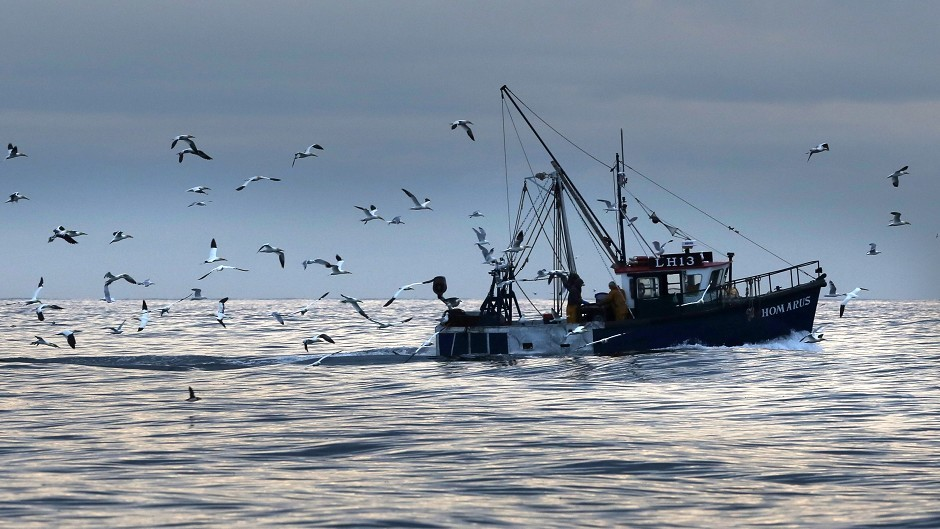 Lochhead has promised to help fishermen