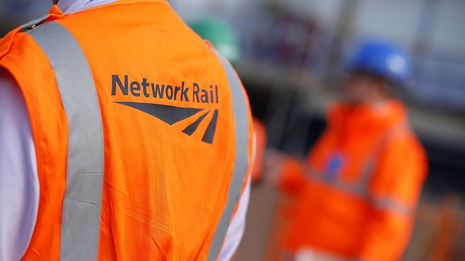 Work begins on Aberdeen to Inverness line