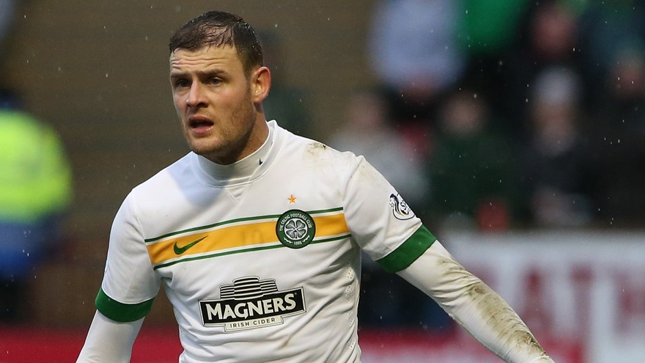 Anthony Stokes' time at Celtic could be coming to an end