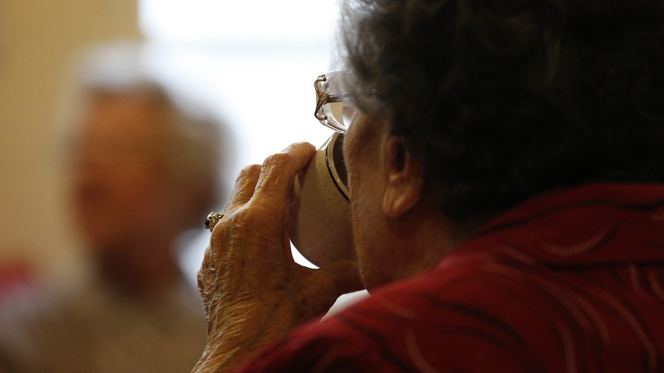 An estimated one in six elderly people said that they felt more lonely around Christmas than at any other time of the year