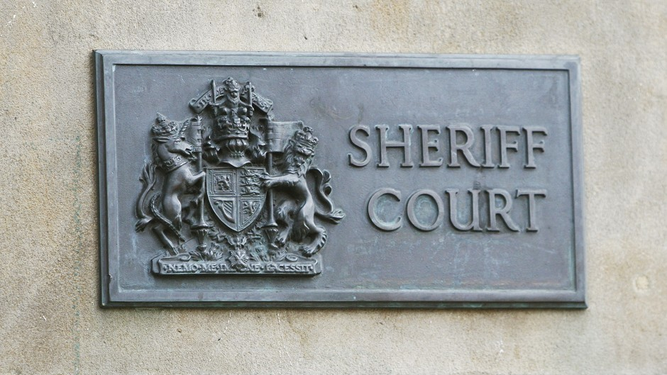 Sheriff Court