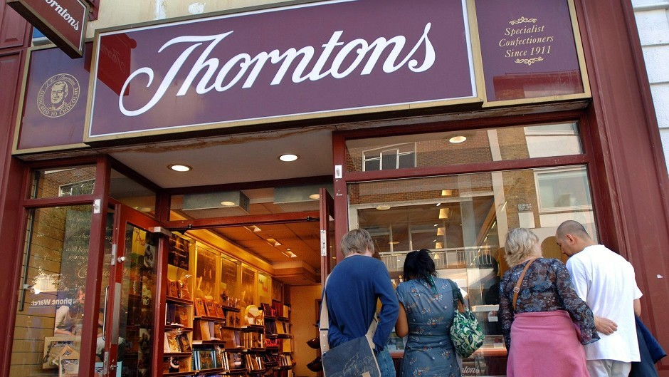 Thorntons will close its Bon Accord branch in June