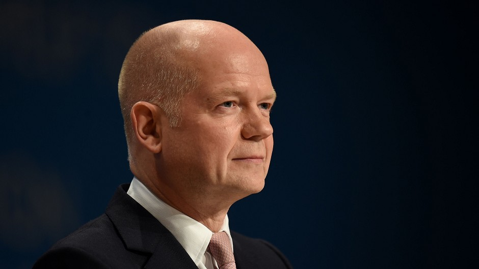 Commons Leader William Hague is due to publish proposals to give English MPs a 'decisive say' over legislation affecting English laws