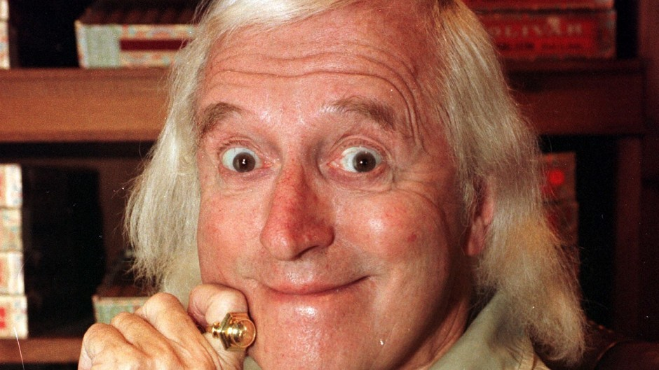 Shamed television personality Jimmy Savile has been included