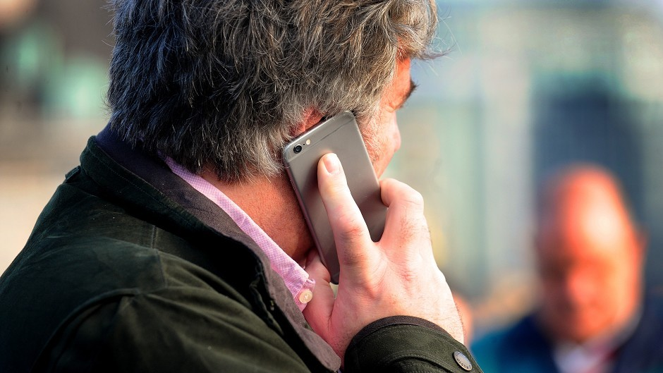 Police warn against Aberdeenshire phone scam
