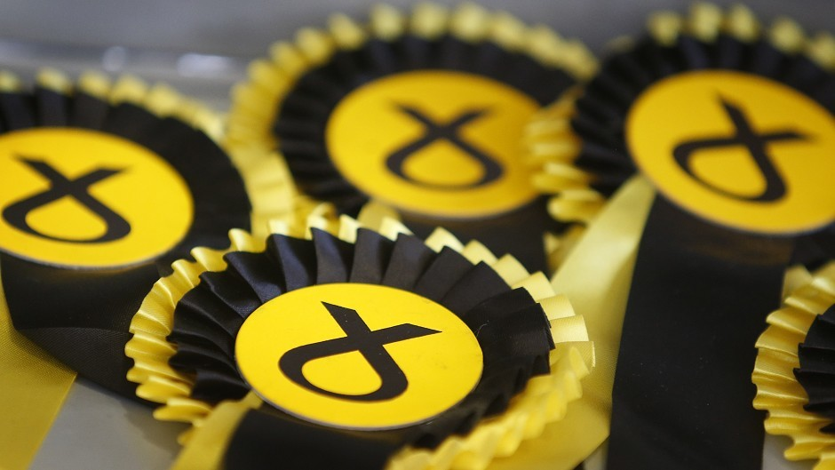 The SNP have won the Elgin City North vote