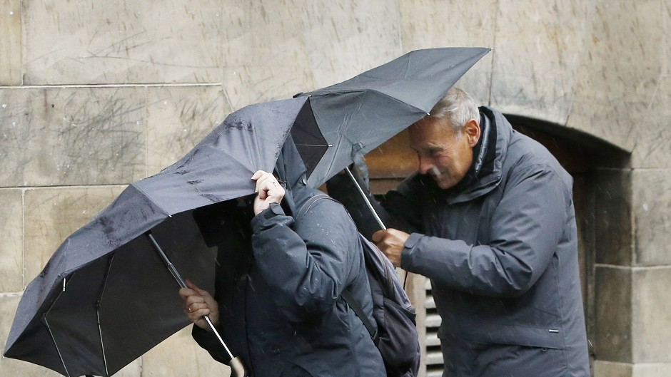 Forecasters predict gale force winds to hit parts of Scotland and northern England