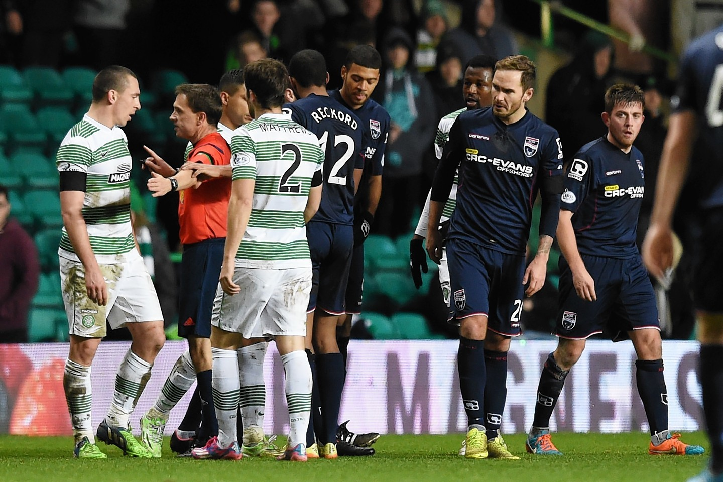 Ross County host Celtic this weekend